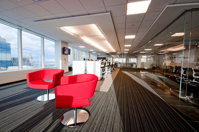 5 reasons to let transparency shine in office design