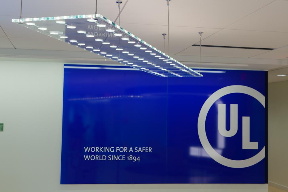 UL Signage © Neil Alexander