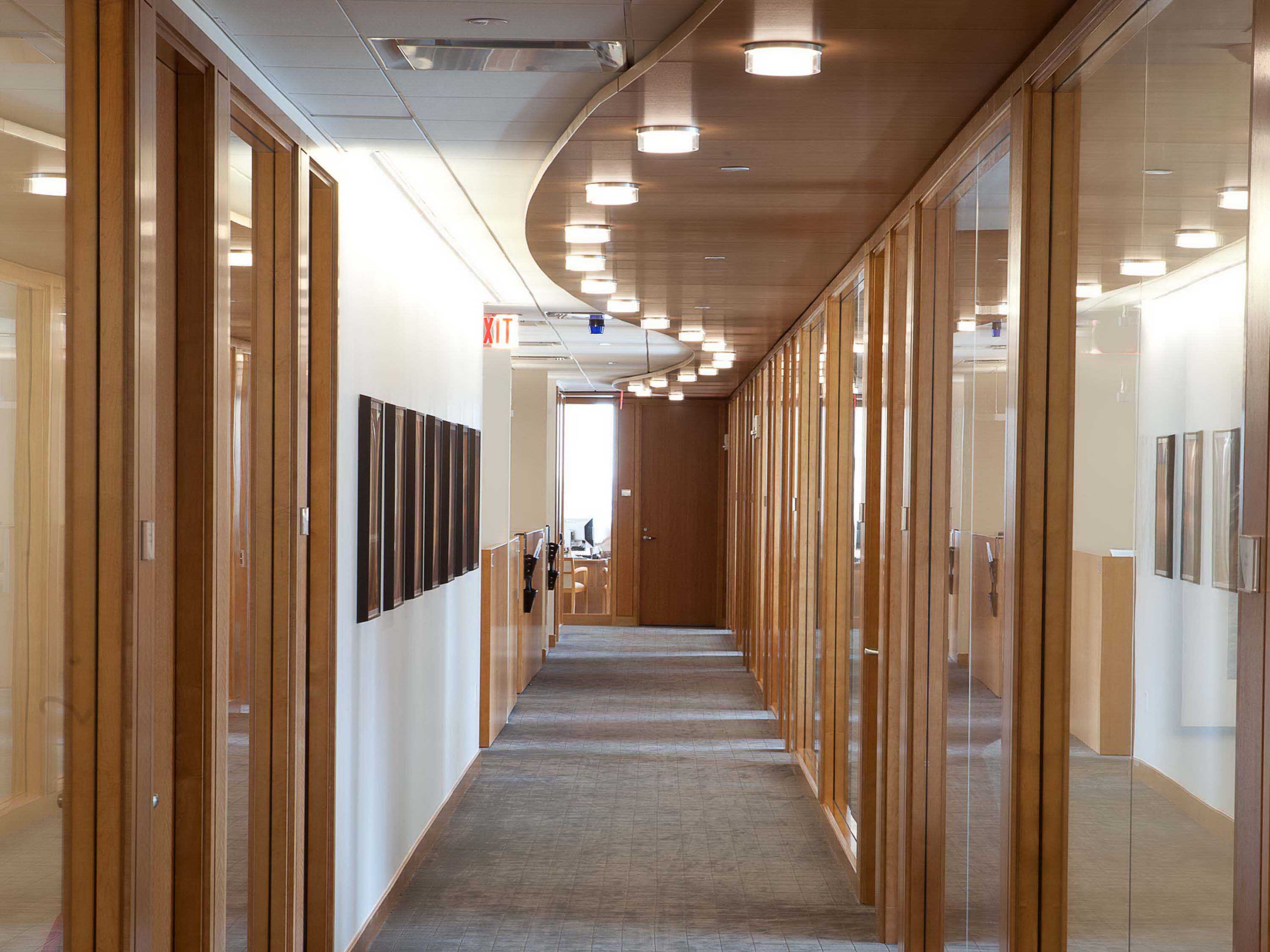 Corridor Design Ceiling: Decoding The Design Dictionary: The Soffit And How It Adds