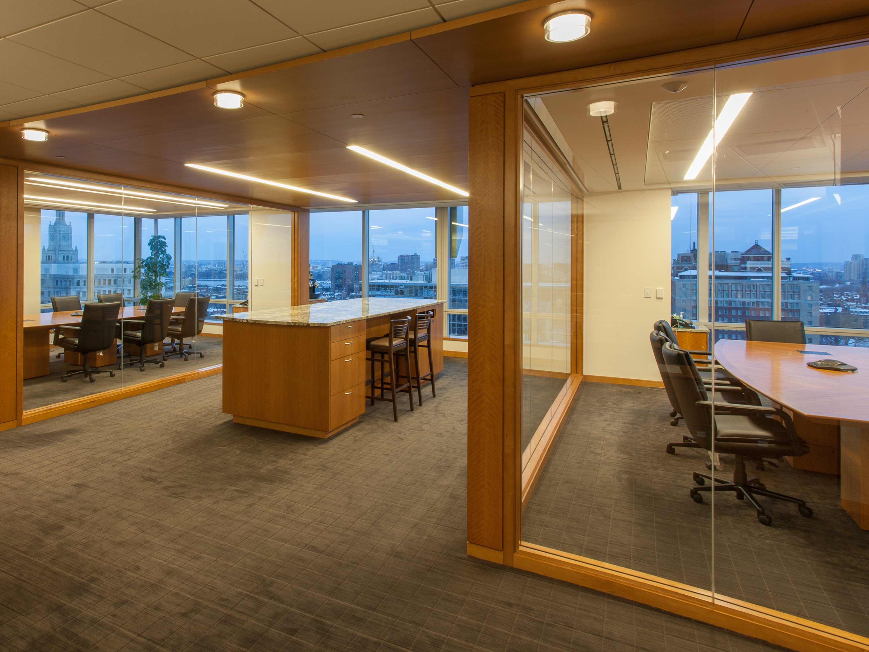 Designing for millennials the top workplace features for for Office design considerations
