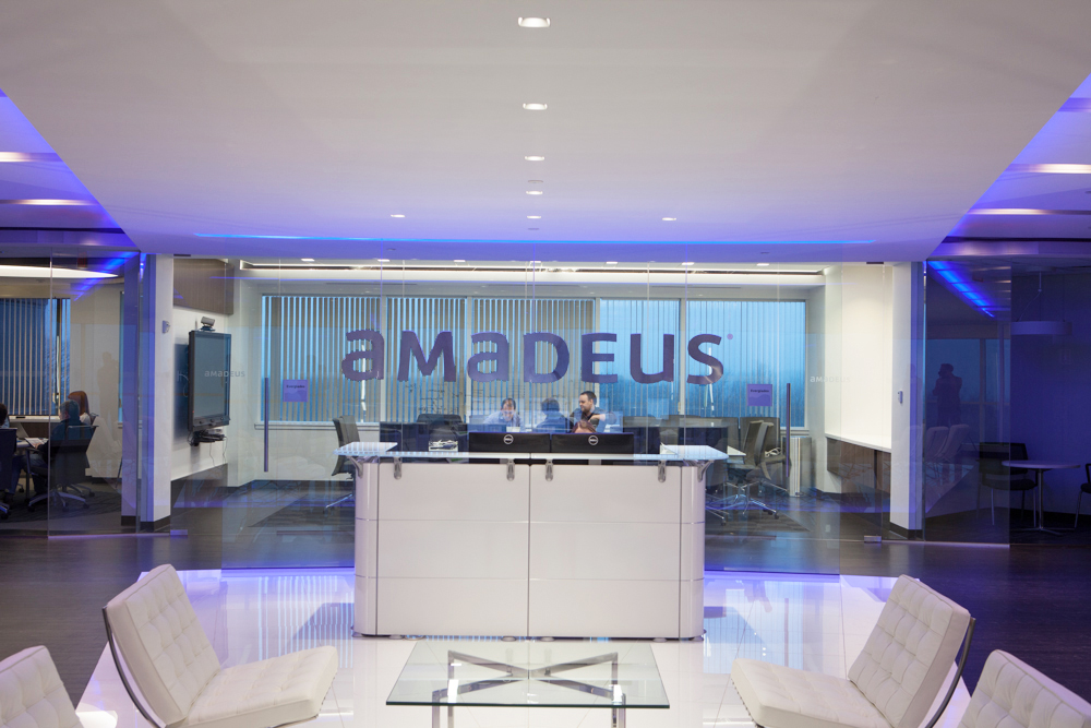 Our amadeus space a cutting edge office design concept for Office design companies