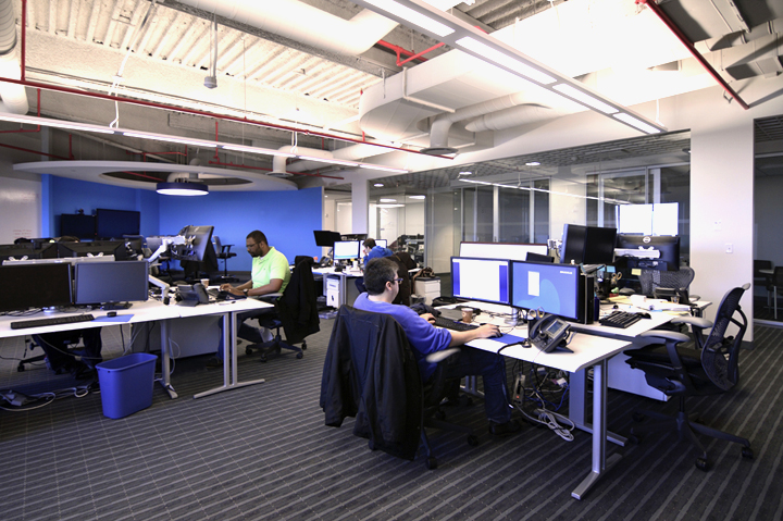 Our Amadeus Space A Cutting Edge Office Design Concept For Tech Stunning Office Design Companies