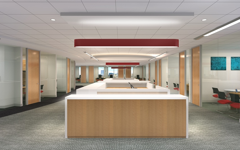 3. Secretarial Pods Replace Paralegal Offices