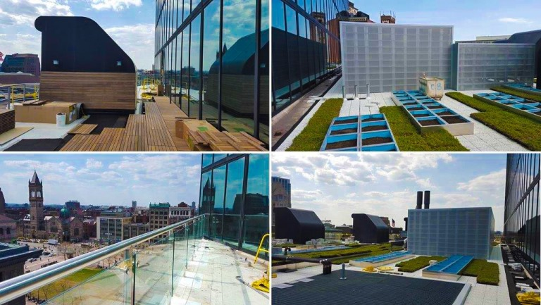 roof deck collage edit