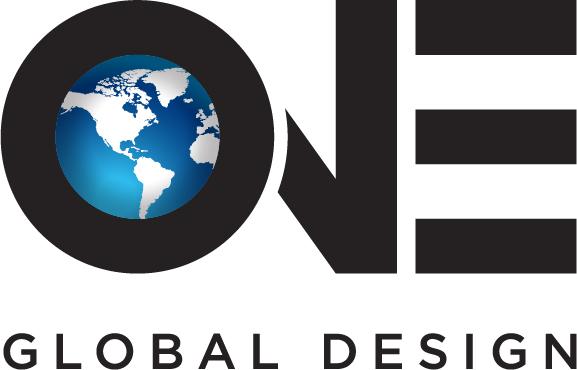 ONE Global Design Logo A