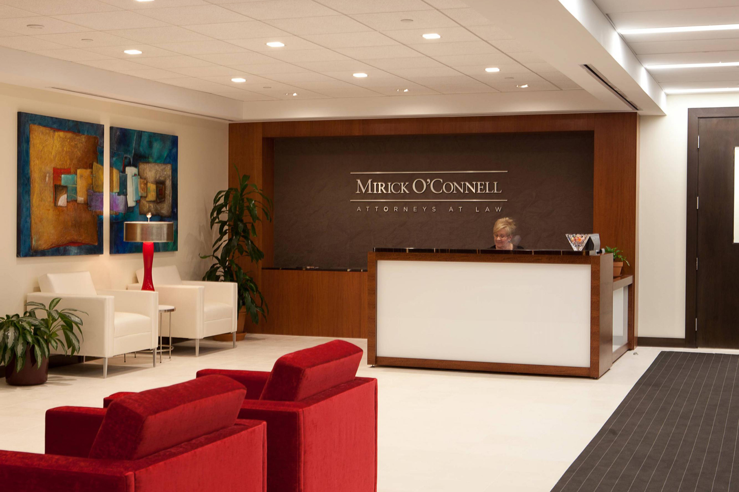 Attorneys Modern Conference Rooms