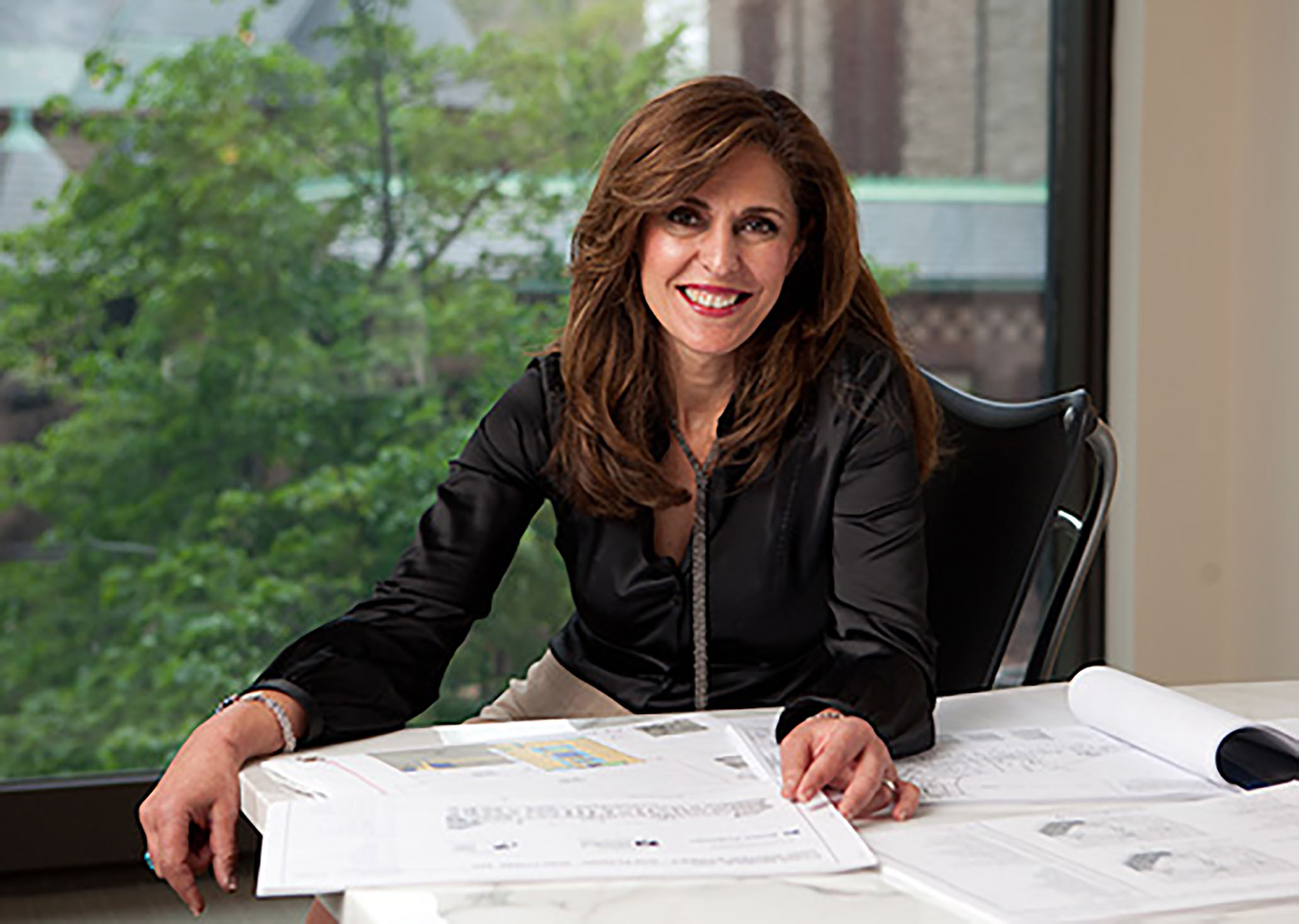 Sherry Niazmand is a principal and partner at Visnick & Caulfield