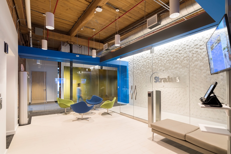 VC Designs A New Dynamic Working Environment For Stratus