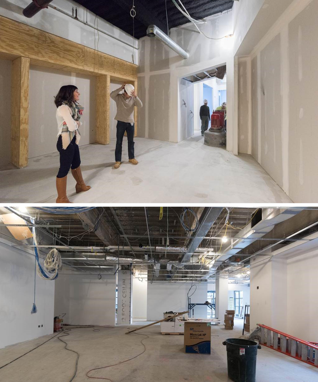 Design(ers) @ Work: Beginning of December - Visnick & Caulfield