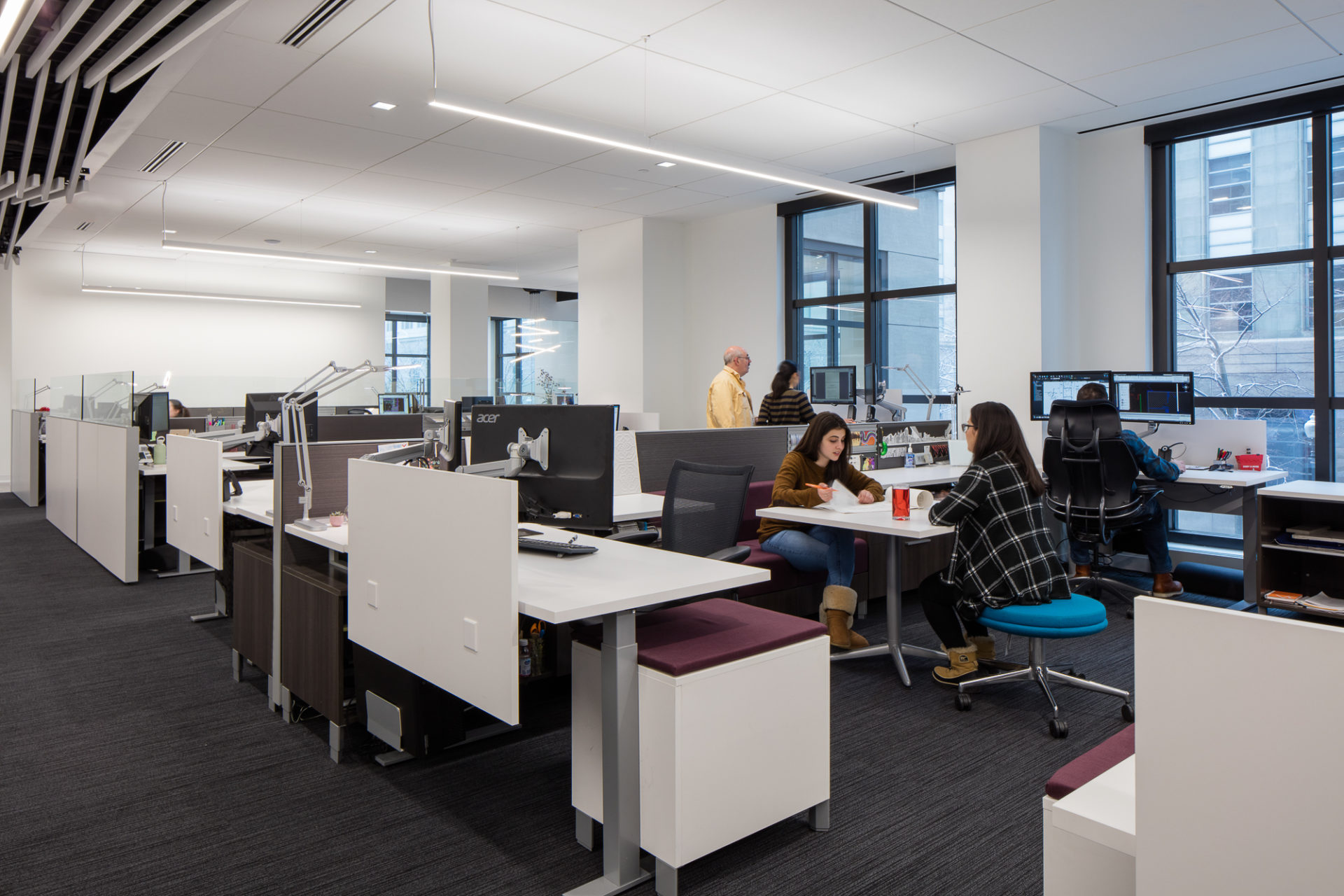 VC Office Pre-COVID-19